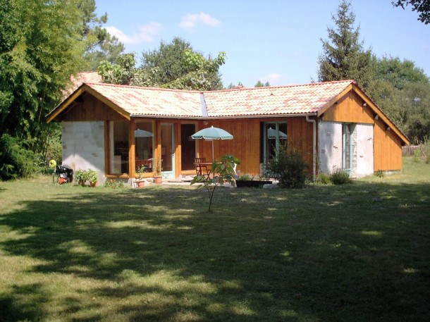 Location vacances Allons -  Maison - 6 personnes - Barbecue - Photo N° 1