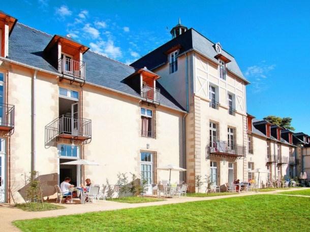 Rés. Le Château de Kergonano (BDE103)