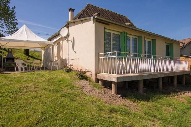Location vacances Saint-Cyprien -  Maison - 4 personnes - Barbecue - Photo N° 1