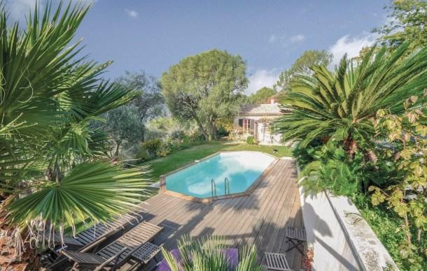 Location vacances Nice -  Maison - 8 personnes - Jardin - Photo N° 1