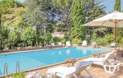 Location vacances Lançon-Provence -  Maison - 7 personnes - Barbecue - Photo N° 1