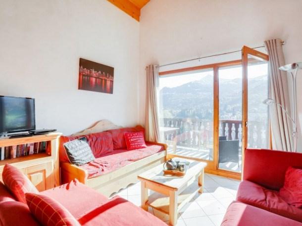 Location vacances Saint-Gervais-les-Bains -  Appartement - 7 personnes - Télévision - Photo N° 1