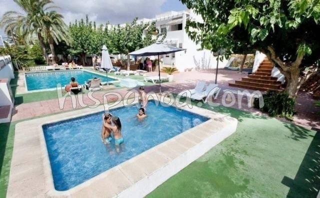 Location vacances Peníscola / Peñíscola -  Appartement - 8 personnes - Câble / satellite - Photo N° 1
