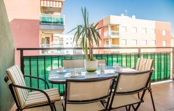 Location vacances Moncofa -  Appartement - 4 personnes - Télévision - Photo N° 1
