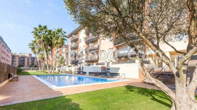 Location vacances Lloret de Mar -  Appartement - 4 personnes - Salon de jardin - Photo N° 1