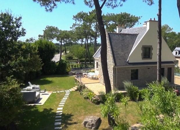 Villa indépendante 180m² 11 personnes avec jacuzzi extérieur proche plage Bretagne sud Golfe du Morbihan - Erdéven