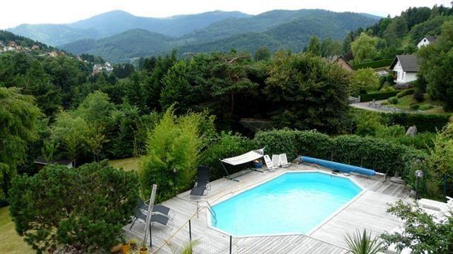 Chalet pour 12 pers. avec piscine privée, Saint-Amarin