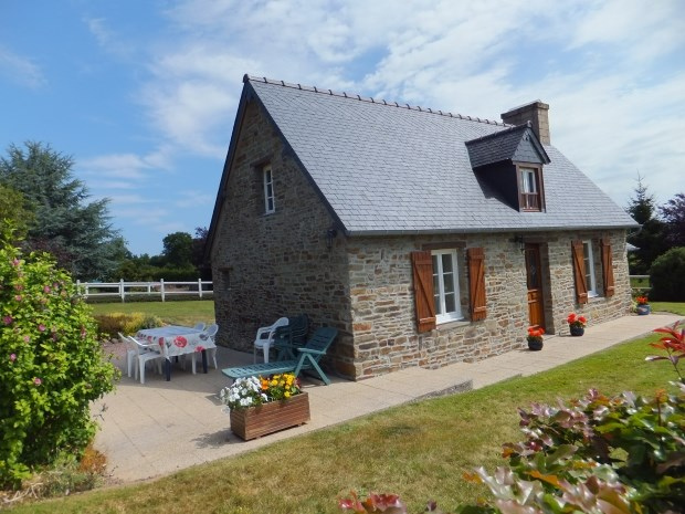 Location vacances Sainte-Marie-Laumont -  Gite - 6 personnes - Barbecue - Photo N° 1