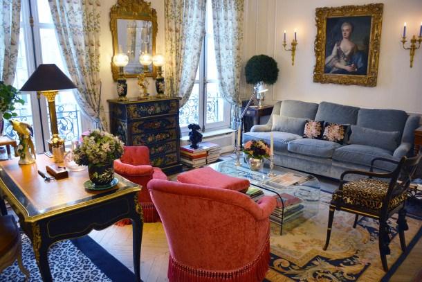 Location vacances Paris 16e Arrondissement -  Appartement - 7 personnes - Billard - Photo N° 1