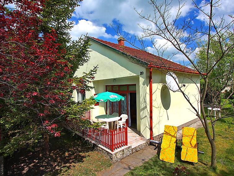 Maison pour 3 personnes à Keszthely/Balatonkeresztur
