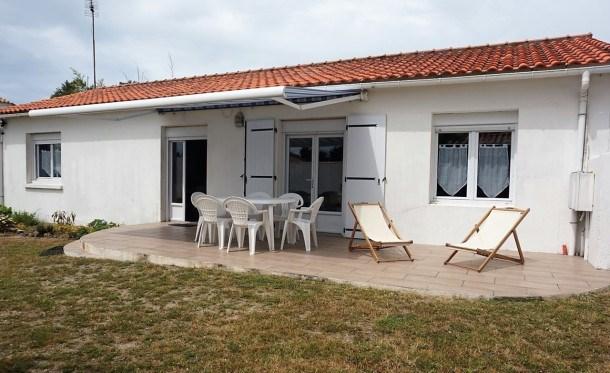 Location vacances L'Épine -  Maison - 6 personnes - Télévision - Photo N° 1