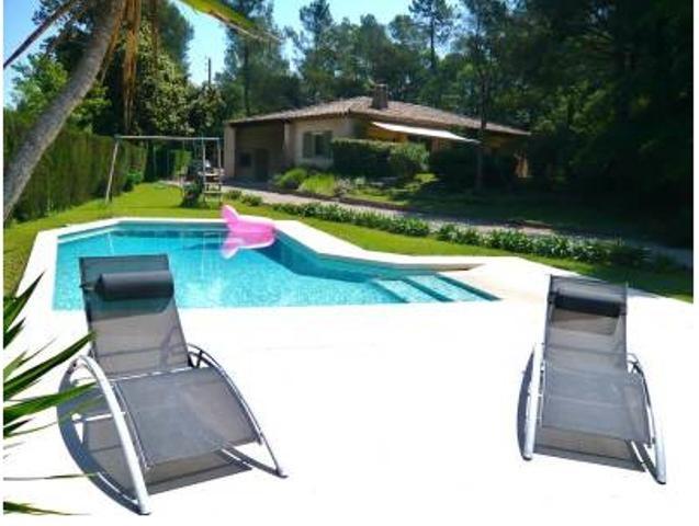 Location vacances Valbonne -  Maison - 7 personnes - Jardin - Photo N° 1