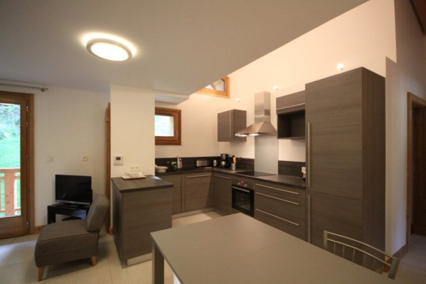 Magnifique appartement deux chambres