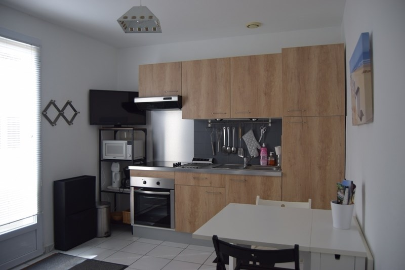 Location vacances La Bernerie-en-Retz -  Appartement - 4 personnes - Lave-linge - Photo N° 1