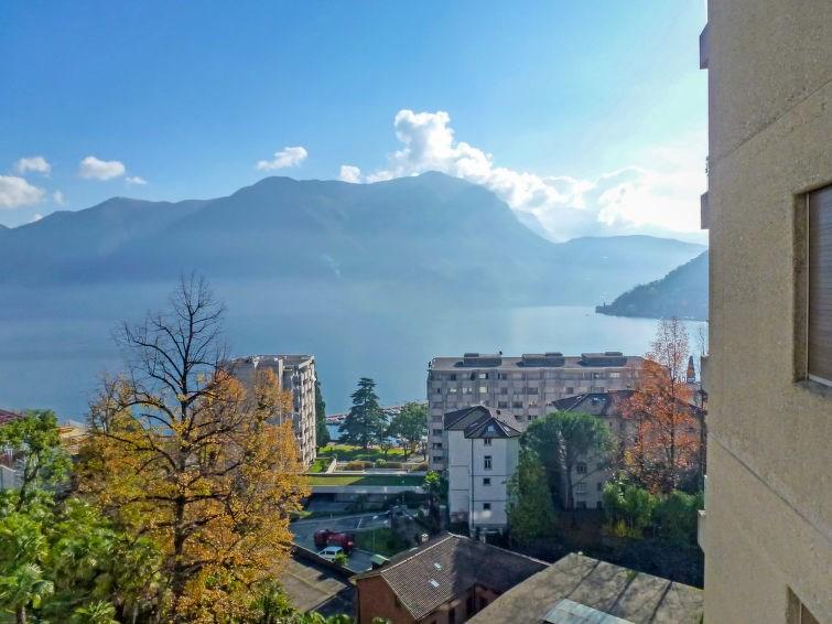 Appartement pour 4 à Lugano