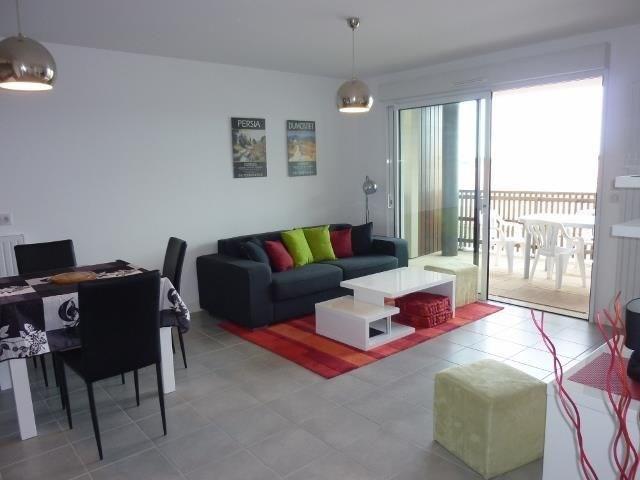 Bel appartement de 2-pièces (44 m²) dans une résidence neuve en première ligne sur océan, plage s...