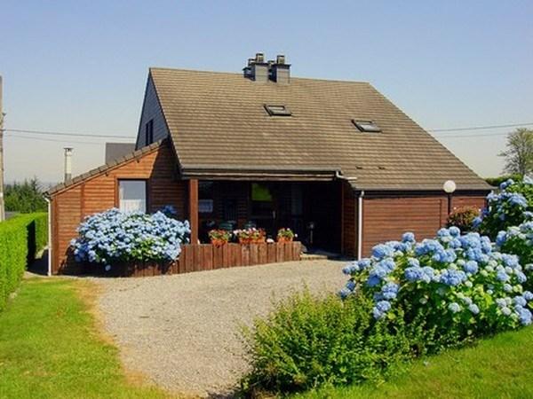 Location vacances Bouillon -  Maison - 4 personnes - Terrasse - Photo N° 1