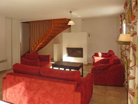 Location vacances Les Orres -  Appartement - 10 personnes - Télévision - Photo N° 1