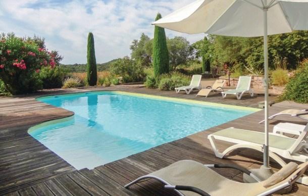 Location vacances Montesquieu -  Maison - 9 personnes - Chaîne Hifi - Photo N° 1
