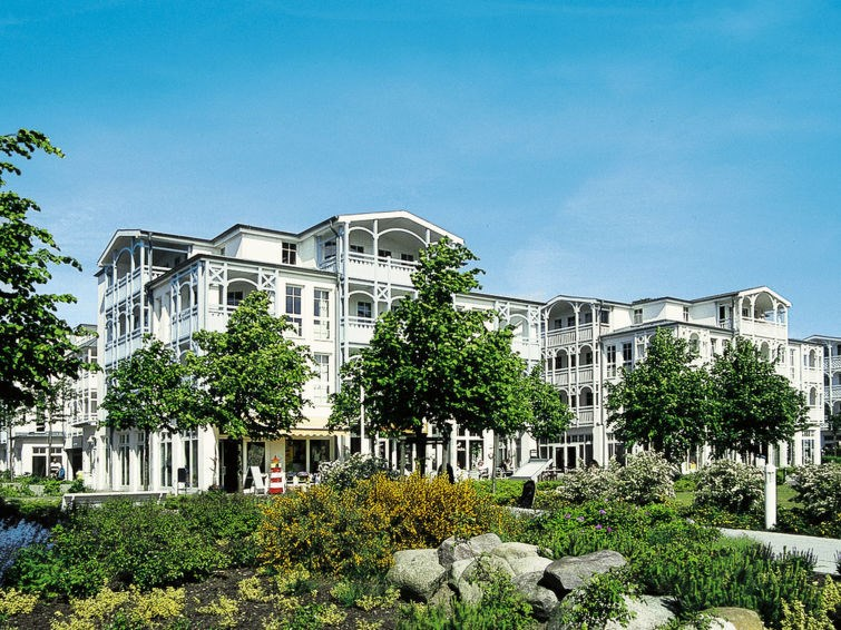 Appartement pour 2 personnes à Ostseebad Sellin