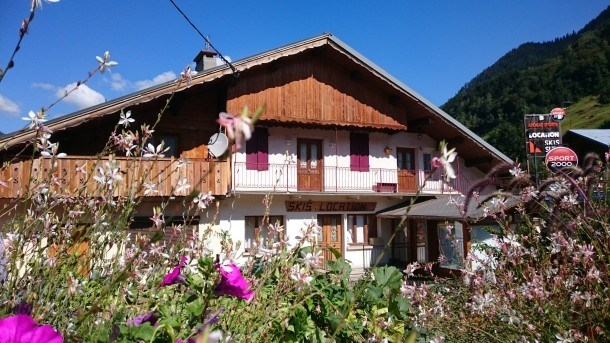 appart ds chalet - ARECHES
