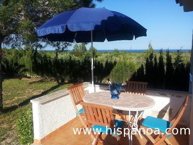 Location vacances l'Ametlla de Mar -  Maison - 4 personnes - Barbecue - Photo N° 1