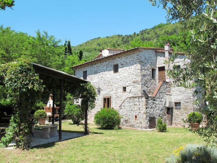Maison pour 6 personnes à Montecatini Terme