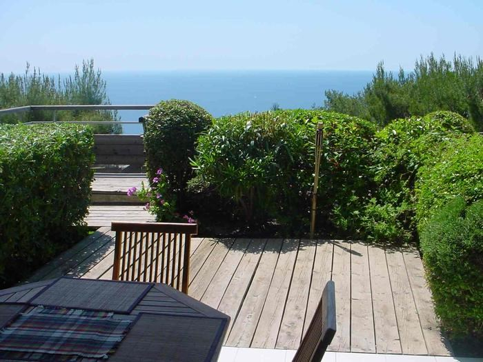 Holiday rentals Cap-d'Ail - Apartment - 5 persons - Garden - Photo N° 1