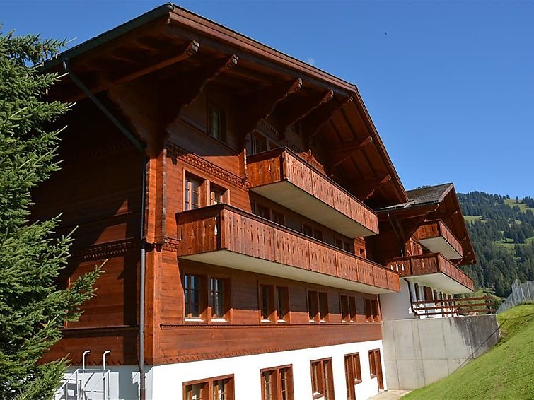 Location vacances Saanen -  Appartement - 8 personnes -  - Photo N° 1
