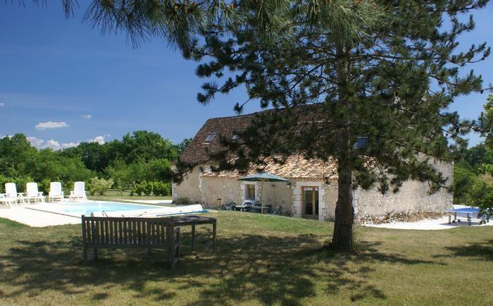 Location vacances Conne-de-Labarde -  Maison - 9 personnes - Barbecue - Photo N° 1