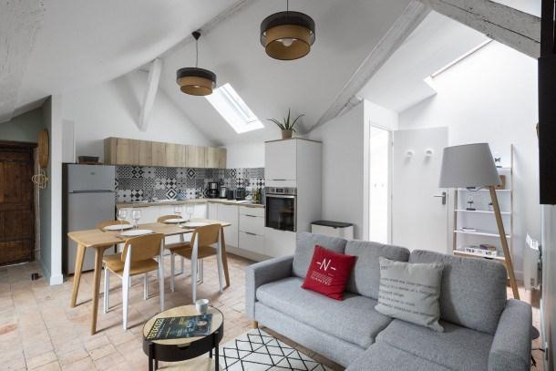 Location vacances Nantes -  Appartement - 4 personnes - Télévision - Photo N° 1