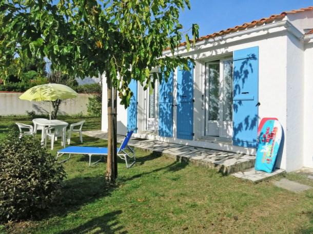 Location vacances Saint-Georges-d'Oléron -  Maison - 4 personnes - Lave-linge - Photo N° 1