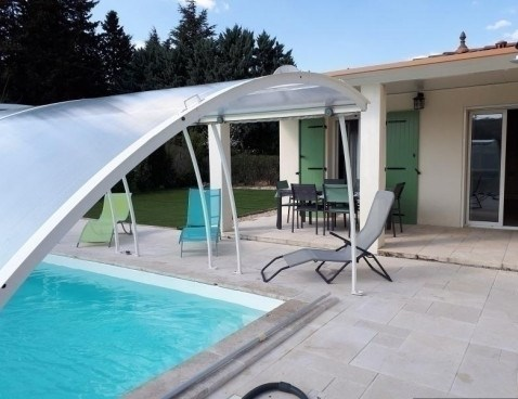 Location vacances Vallon-Pont-d'Arc -  Maison - 6 personnes - Télévision - Photo N° 1