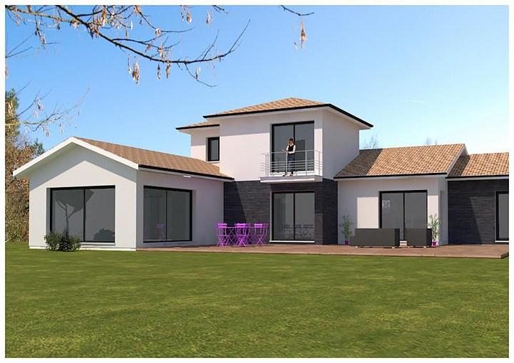 Maison  5 pièces + Terrain 500 m² Gujan-Mestras par VILLAS LEONA