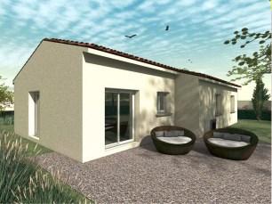 Maison  3 pièces + Terrain 700 m² Chomérac par MAISON IDEALE 26
