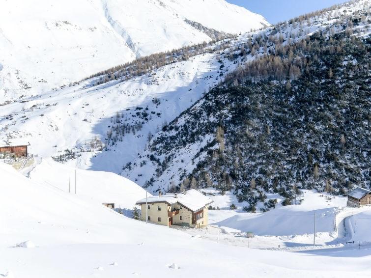 Appartement pour 3 personnes à Livigno