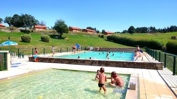 Swiming pool near your chalet !