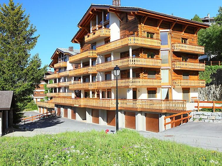 Location vacances Nendaz -  Appartement - 8 personnes -  - Photo N° 1