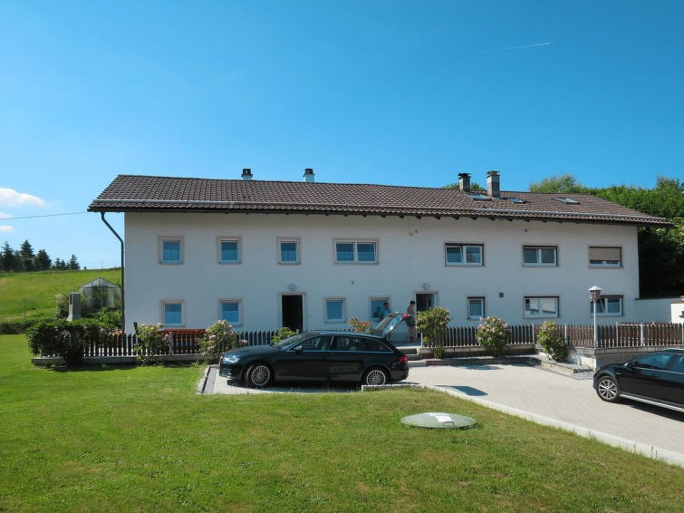 Studio pour 4 personnes à Patersdorf