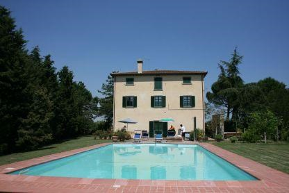 Location vacances Cortona -  Maison - 12 personnes - Barbecue - Photo N° 1