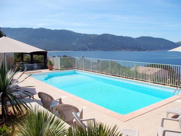 Location vacances Casaglione -  Appartement - 4 personnes - Télévision - Photo N° 1