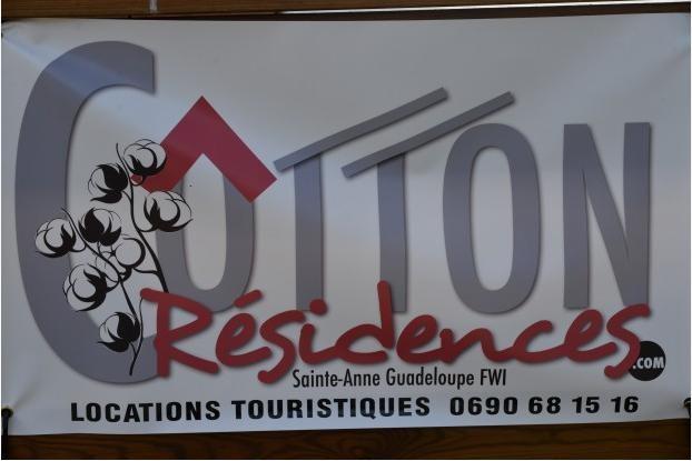 Profitez des plages et du lagon a Cotton Residences Sainte-Anne Gpe