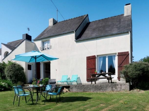 Location vacances Trégastel -  Maison - 6 personnes - Barbecue - Photo N° 1