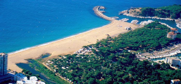 Location de mobil-home au Camping Vall d'Or à Platja d'Aro