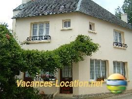 Holiday rentals Le Cloître-Pleyben - House - 5 persons - BBQ - Photo N° 1