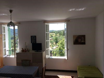 Holiday rentals Moustiers-Sainte-Marie - Apartment - 4 persons - Garden furniture - Photo N° 1