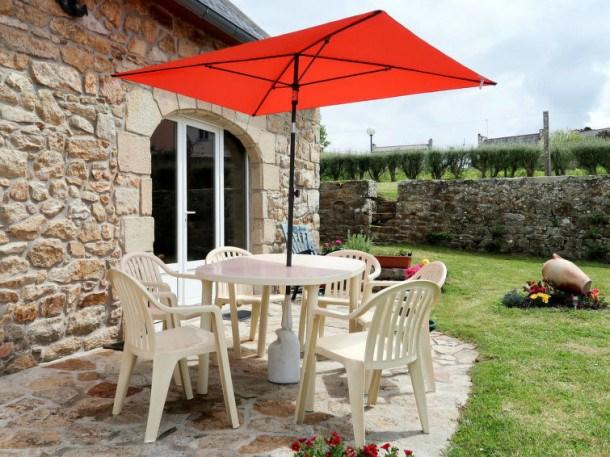 Location vacances Plogoff -  Maison - 5 personnes - Barbecue - Photo N° 1