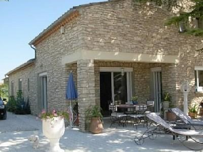 Holiday rentals Carpentras - House - 10 persons - BBQ - Photo N° 1