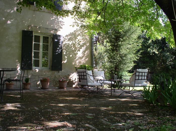 Location vacances Entraigues-sur-la-Sorgue -  Maison - 6 personnes - Barbecue - Photo N° 1