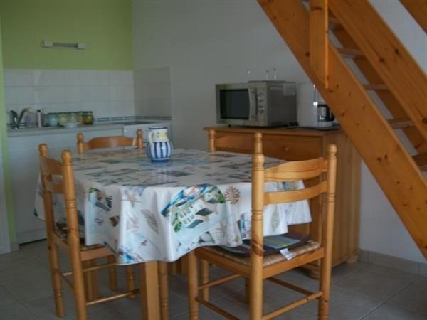 150m plage - Appartement étage de type 2 mezzanine / 5 personnes LE MARAIS GIRARD